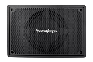 """Rockford Fosgate PS-8 Punch Single 8"""" Amplified Loaded Enclosure"""