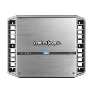 Rockford Fosgate PM300X1 Punch Marine 300 Watt Full-Range Mono Amplifier