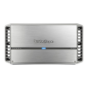 Rockford Fosgate PM1000X5 Punch Marine 1,000 Watt Class-bd 5-Channel Amplifier