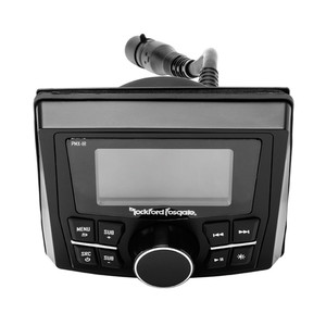 "Rockford Fosgate PMX-1R Punch Marine/Motorsport Full Function Wired Remote 2.7"" Display"