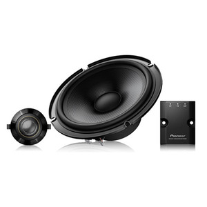 "Pioneer TSZ65C  ""Z"" SERIES 6.5"" COMPONENT SPEAKERS"