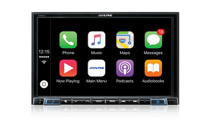 Alpine X208AU 8 Navigation  Apple CarPlay & Android Auto