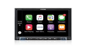 Alpine INE-W977A 7 Multimedia System with Navigation - Apple CarPlay & Android Auto DAB+