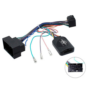 Aerpro CHFT5C control harness c to suit fiat