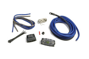 Kicker PKD4 Dual 4 Gauge Power Amplifier Installation Kit