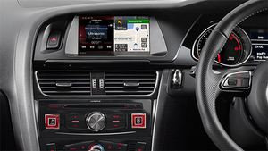 Alpine  Premium Infotainment System for Audi A4