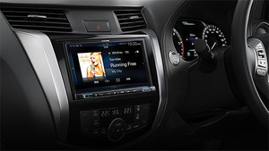 Alpine  Premium Infotainment Solution for Nissan Navara