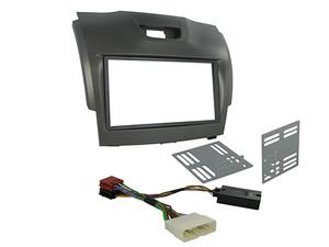 Aerpro fp8061sk isuzu d-max silver install kit
