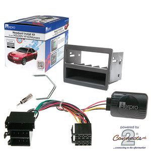 aerpro fp9046gk install kit to suit holden