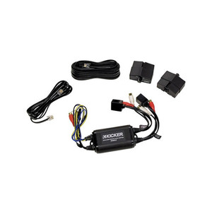 Kicker ZXMRLC Dual-Zone Marine Remote Level Control