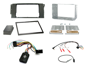 aerpro fp9290k install kit for landrover