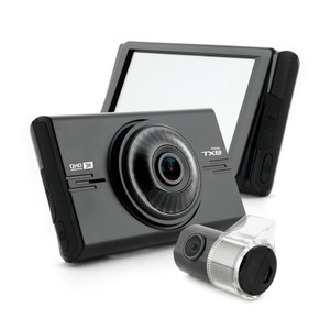IROAD TX9 2CH Dash Cam with LCD Screen