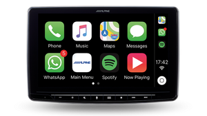 Alpine iLX-F309E Halo9 9 with Apple CarPlay & Android Auto