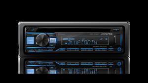 Alpine CDE-173EBT CD Receiver with Advanced Bluetooth