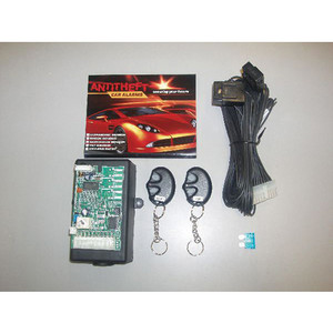 Antitheft Keyless Entry System