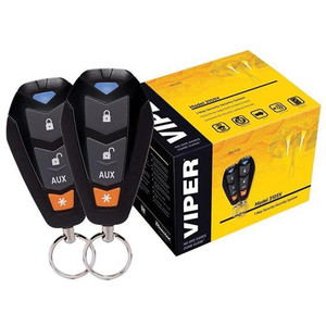 Viper 3105VR Plus 1-Way Security System