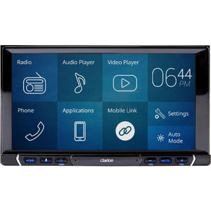 "Clarion FX688A 7""  with Apple Carplay & Android Auto"