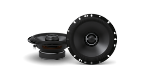 "Alpine S-S65 S-Series 6.5"" Coaxial 2-Way Speakers"
