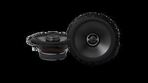 """Alpine S-S65 S-Series 6.5"""" Coaxial 2-Way Speakers"""