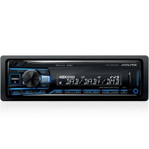 Alpine UTE-204DAB Digital Media receiver with DAB+ and Bluetooth