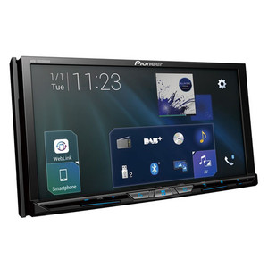 Pioneer AVH-Z9200DAB 7 w/Apple CarPlay Wireless & Android Auto + Free reverse camera