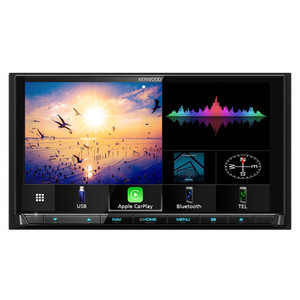 Kenwood DNX9190DABS High-end AV Navigation with 6.8inch HD display