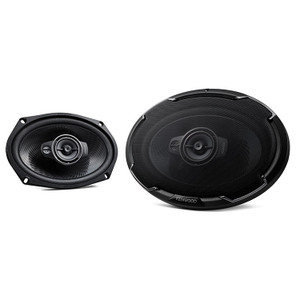 Kenwood KFC-PS6976 PS Series 6x9 Inch 2way