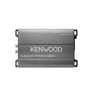 Kenwood KACM1814 Compact 4-Channel Amplifier