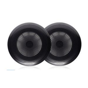 "Fusion  EL-F651B EL Series - 6.5"" speaker pair, Classic grill black"