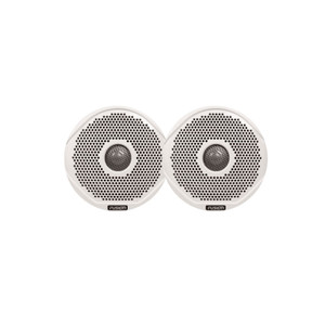 Fusion  MS-FR6GW / MS-FR6021 White grill - pair