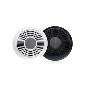 "Fusion  XS-F40CWB XS Series 4"" Speaker pair - with Classic White & Black Grills - 120W,4.0"" Spk,w/o LED,Classic Wht & Blk"