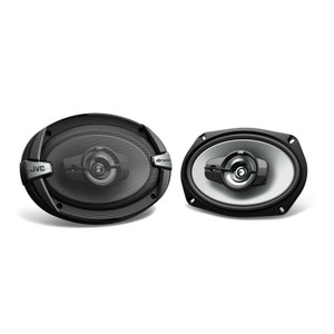 JVC CS-DR693 (6'' x 9'') 3-Way Coaxial Speakers