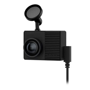 Garmin Dash Cam 66W 1440p Dash Cam with 180-degree Field of View