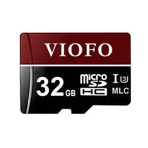 VIOFO 32GB Professional High Endurance MLC Memory Card UHS-3 With Adapter