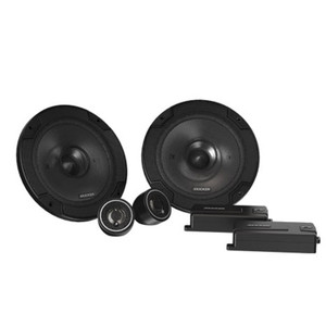 Kicker CSS654 CS-Series 6-1/2-inch Component Speakers