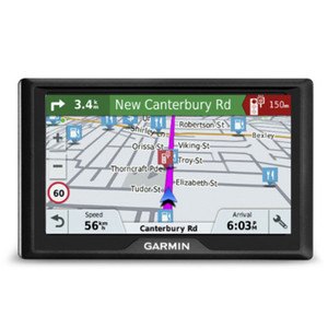 Garmin Drive™ 51 LM Entry-level GPS navigator with driver alerts