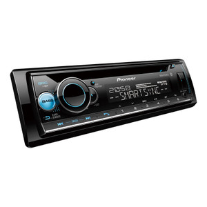 Pioneer DEH-S5250BT Car Stereo with Dual Bluetooth, USB/AUX