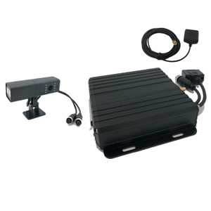 MDVR Commercial Black box with GPS 400 Hours with 1 Dual Internal Camera
