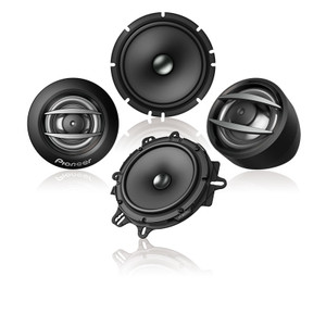 Pioneer TS-A1600C 6.5 2-way Component Speaker System