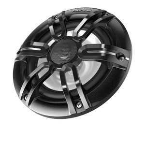 Pioneer TS-ME650FS 6.5 Marine 2-Way Speaker 250 Watts Sports Grille Design
