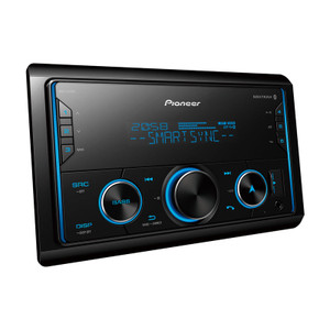 Pioneer MVH-S425BT Multimedia Tuner with Dual Bluetooth, Spotify