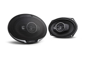 "Kenwood  KFC-S6975  6"" x 9"" Car Speakers"