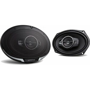 "Kenwood  KFC-PS6985  6"" x 9"" Car Speakers"