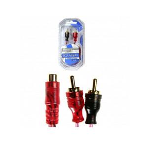 Aerprop BSXYF2M Bassix RCA Adaptor 1F - 2M