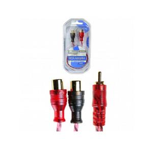 Aerpro BSXYM2F Bassix RCA Adaptor 1M - 2F