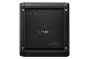 Kenwood  X301-4 eXcelon 4ch Amplifier