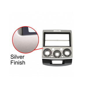 Aerpro FP9072 Facia to suit Ford, Mazda (Silver)
