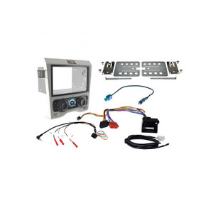Aerpro FP9350GK Install kit for Holden commodore VE Series 1 Single zone climate control (Grey)