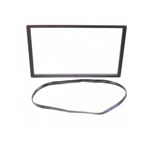 Aerpro FP6425 Double Din Trim with Rubber