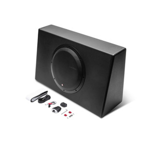 "Rockford Fosgate P300-12T  Punch 12"" 300-Watt Powered Truck Enclosure"
